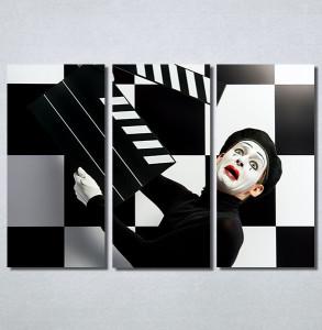 Slike na platnu Pantomima Nina30144_3
