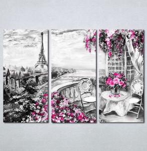Slike na platnu Paris Nina150_3