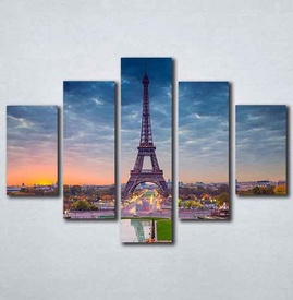Slike na platnu Pariz grad Nina089_5
