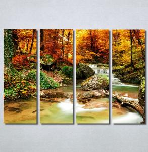 Slike na platnu Potok Nina30253_4