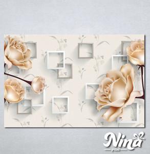Slike na platnu Prelepe ruze Nina343_P
