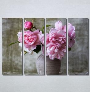Slike na platnu Roze cvet Nina30333_4