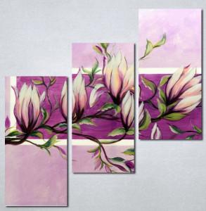 Slike na platnu Roze magnolija Nina226_3