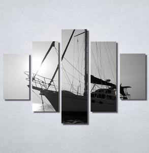 Slike na platnu Ship Nina30185_5