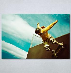 Slike na platnu Skejter Nina30219_P