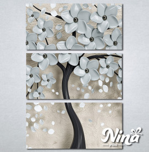 Slike na platnu Ukrasno drvo Nina276_3