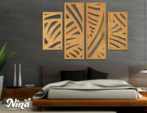 Dekor Nina Linije apstrakcija nd005h_4