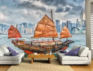 Foto tapeta Hong Kong_Tapet167