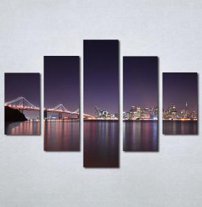 Slika na platnu Golden Gate most Nina30354_5