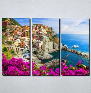Slike na platnu Abruco Italija Nina145_3