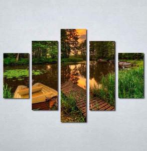 Slike na platnu Camac i lokvanji Nina201_5