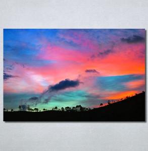 Slike na platnu Colorful sky Nina30304_P