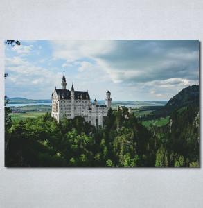 Slike na platnu Dvorac Nina30305_P