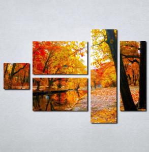 Slike na platnu Jesen Nina072_5