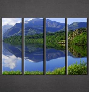 Slike na platnu Jezero Nina3085_4