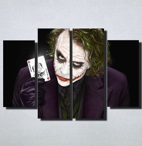 Slike na platnu Joker Nina155_4