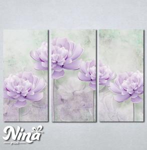 Slike na platnu Lila cvet Nina260_3