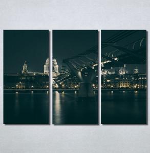 Slike na platnu Most noću Nina30208_3