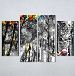 Slike na platnu Park aleja Nina202_4