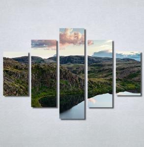 Slike na platnu Pejzaž Nina30241_5