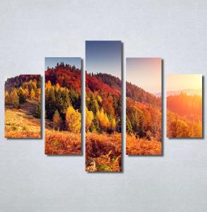 Slike na platnu Planinske jesenje boje Nina30222_5
