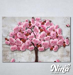 Slike na platnu Ukrasno drvo Nina340_P