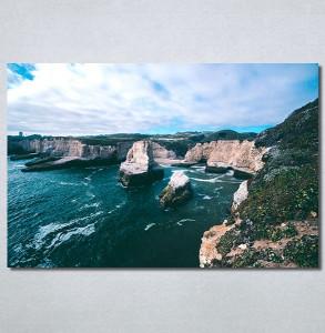 Slike na platnu Uvala Nina30314_P