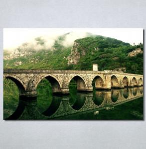 Slike na platnu Višegrad Nina30308_P