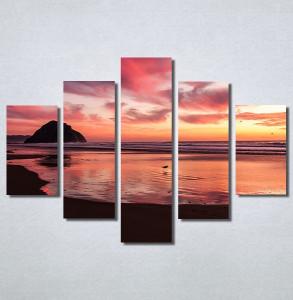 Slike na platnu Zalazak sunca na moru Nina30167_5