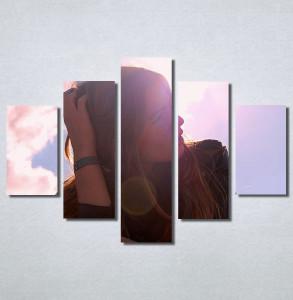 Slike na platnu Zamisljena devojka Nina30212_5