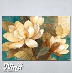 Slike na platnu Bež art ruže Nina288_P