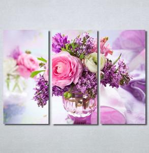 Slike na platnu Buket cveća Nina30248_3