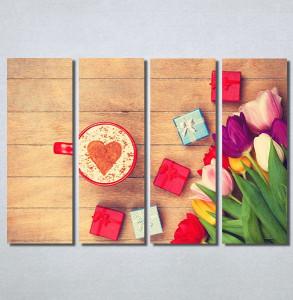 Slike na platnu Coffe and love Nina30143_4