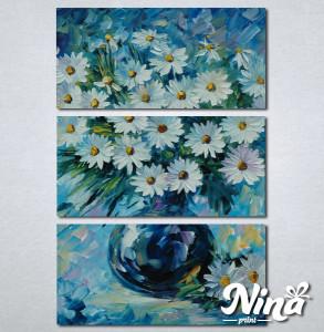 Slike na platnu Cvece u vazi Nina240_3