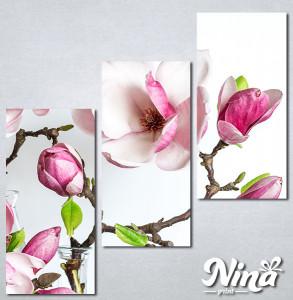 Slike na platnu Cvet magnolije Nina339_3