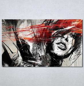 Slike na platnu Devojka Nina129_P