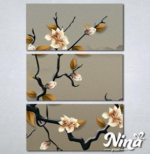 Slike na platnu Grana drveta Nina341_3