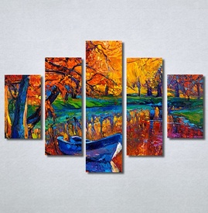 Slike na platnu Jesen art Nina30266_5