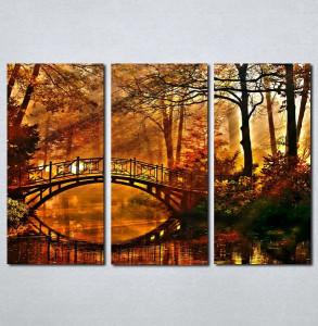 Slike na platnu Jesen i suma Nina036_3