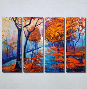 Slike na platnu Jesen Nina30292_4