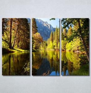 Slike na platnu Jezero Nina30377_3