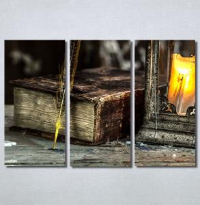 Slike na platnu Knjiga i pero Nina30326_3