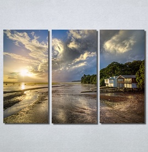 Slike na platnu Kuća na plaži Nina30209_3