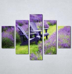 Slike na platnu Lavanda Nina141_5