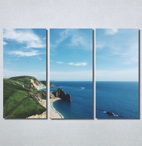 Slike na platnu Morska uvala Nina30174_3