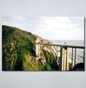 Slike na platnu Most na moru Nina30359_P
