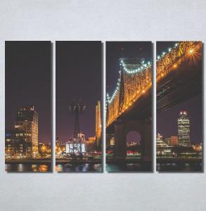 Slike na platnu Most Nina30206_4