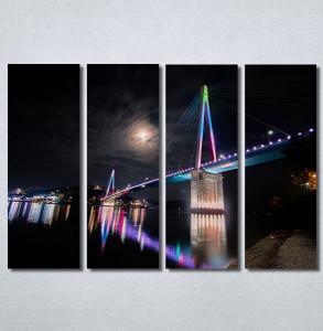Slike na platnu Most Nina30279_4