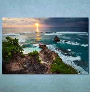 Slike na platnu Najlepši zalazak sunca Nina30126_P