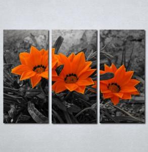 Slike na platnu Narandzasti cvet Nina128_3